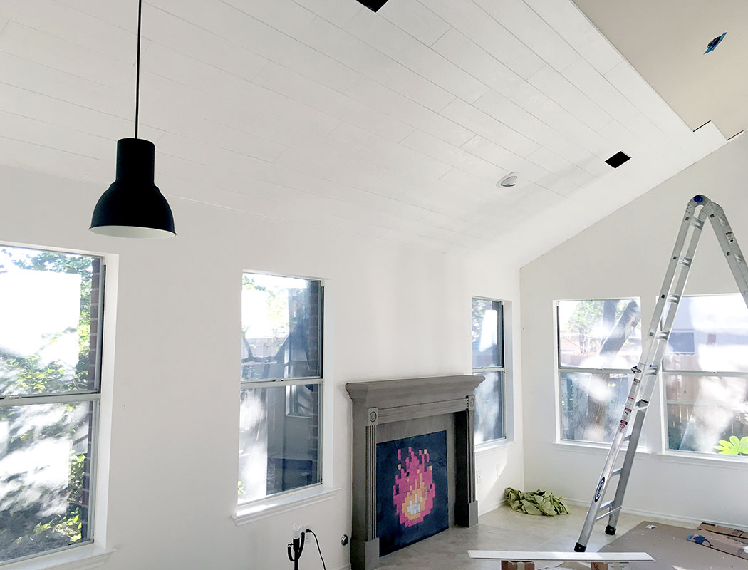 How To Install Tongue And Groove Ceiling Tiles